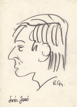 Rózsahegyi György - Soós Jenő matematikus portréja (1970-80-as évek)