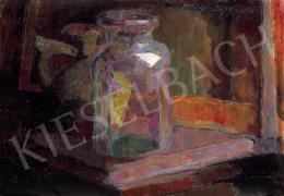Nagy Oszkár - Asztali csendélet