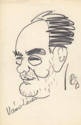 Rózsahegyi György - Vámos László rendező portréja (1970-es évek)
