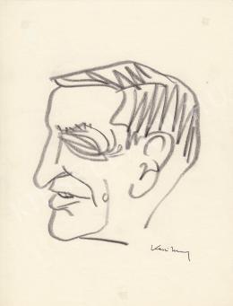 Rózsahegyi György - Keszi Imre író, kritikus, zenetudós, műfordító portréja