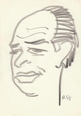 Rózsahegyi György - Komlós János író, dramaturg, humorista portréja