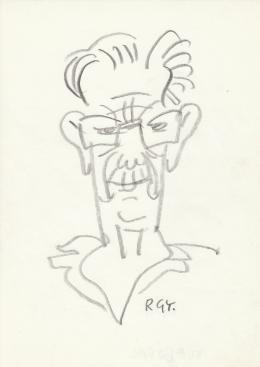 Rózsahegyi György - Szabó Pál regényíró, politikus portréja (1970-es évek)
