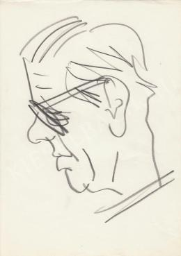 Rózsahegyi György - Tabi László író, humorista, szerkesztő portréja
