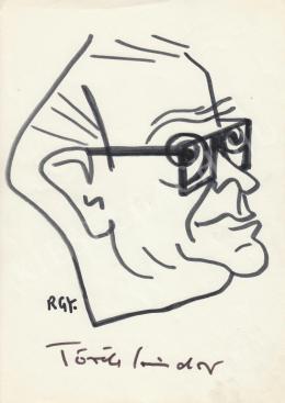 Rózsahegyi György - Török Vidor rendező portréja