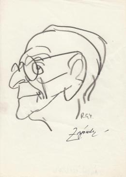 Rózsahegyi György - Zágon István humorista portréja