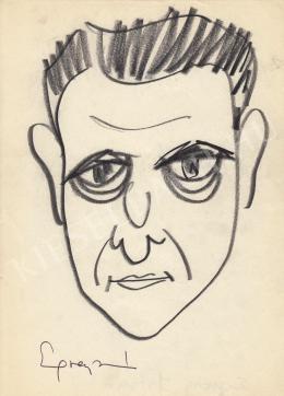 Rózsahegyi György - Egressy István rádióbemondó portréja