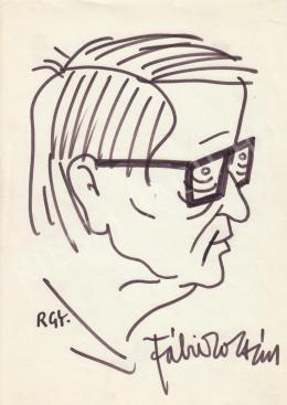 Rózsahegyi György - Fábri Zoltán filmrendező portréja