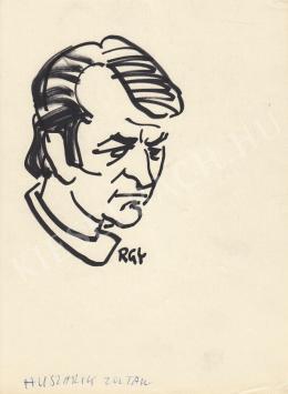 Rózsahegyi György - Huszárik Zoltán filmrendező portréja