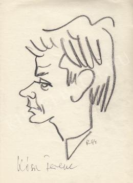 Rózsahegyi, György - Portrait of Ferenc Kósa Politician, Director