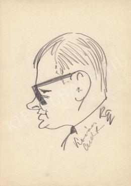 Rózsahegyi, György - Portrait of András Kovács Director