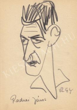 Rózsahegyi György - Radnai János sportriporter portréja