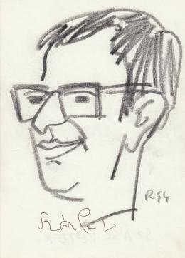 Rózsahegyi György - Szász Péter dramaturg, forgatókönyvíró, rendező, kritikus portréja