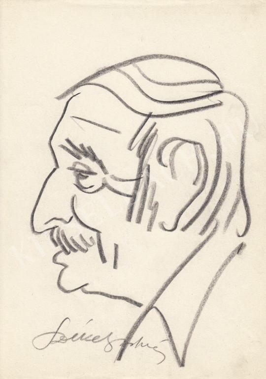 Eladó  Rózsahegyi György - Székely István filmrendező portréja festménye