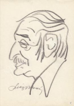 Rózsahegyi, György - Portrait of István Székely Director