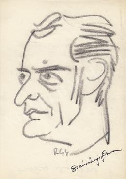 Rózsahegyi György - Szécsényi Ferenc operatőr portréja