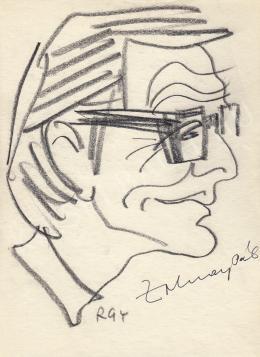 Rózsahegyi György - Zolnay Pál dramaturg, rendező portréja