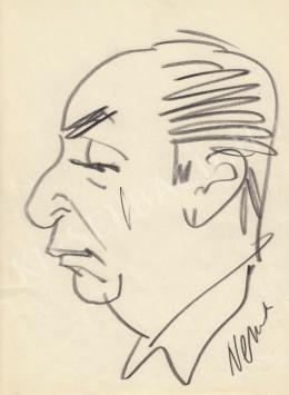 Rózsahegyi György - Ismeretlen férfi portréja