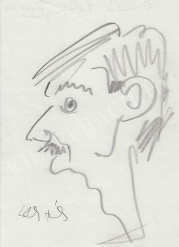 Rózsahegyi György - Biczák Péter portréja