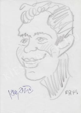 Rózsahegyi György - Pálffy István újságíró, politikus portréja