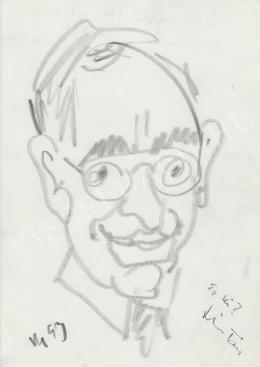 Rózsahegyi György - dr. Schagrin Tamás jogász, politikus portréja (1970-as évek)