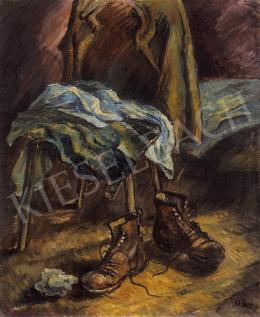 Schadl János - Levetett ruhák