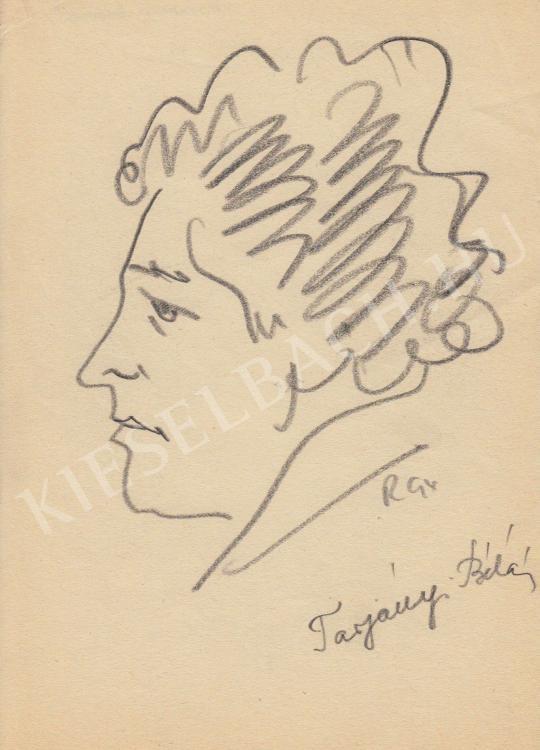 Eladó  Rózsahegyi György - Tarjányi Béláné Kilyén Irén tanító, politikus portréja festménye