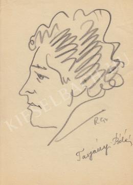 Rózsahegyi György - Tarjányi Béláné Kilyén Irén tanító, politikus portréja