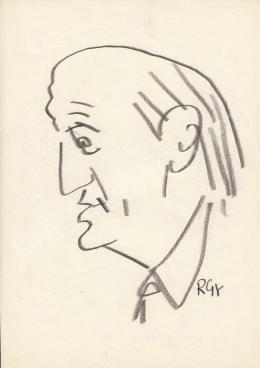 Rózsahegyi György - Ilku Pál politikus portréja (1970-es évek)