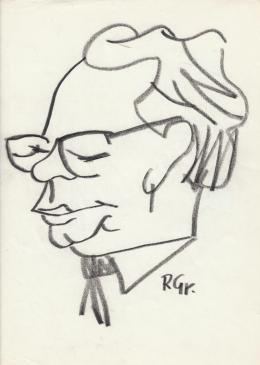 Rózsahegyi György - Kállai Gyula politikus portréja