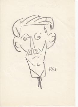 Rózsahegyi, György - Portrait of György Lázár Politician