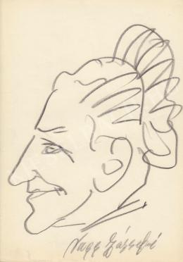 Rózsahegyi, György - Portrait of Jolán Szarka Józsefné Nagy Politician