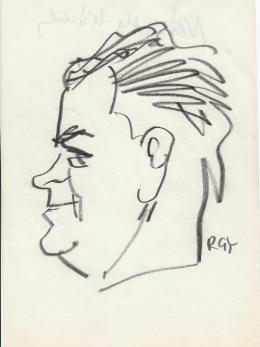 Rózsahegyi György - Németh Károly politikus portréja