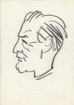 Rózsahegyi György - Nyers Rezső politikus portréja