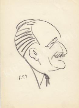 Rózsahegyi György - Orbán László kulturminiszter portréja