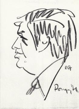 Rózsahegyi György - Pozsgay Imre politikus portréja