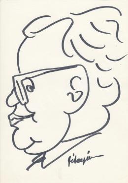 Rózsahegyi, György - Portrait of János Péter Politician