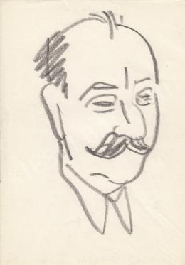 Rózsahegyi György - Szabados Ferenc portréja