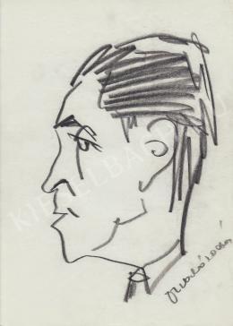 Rózsahegyi, György - Portrait of Zoltán Szabó Writer