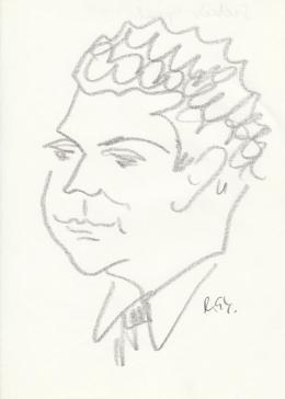 Rózsahegyi György - Szabó István portréja