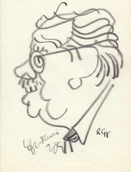 Rózsahegyi György - Szirmai István politikus portréja