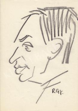 Rózsahegyi György - dr. Tímár Mátyás, a Magyar Nemzeti Bank elnökének portréja