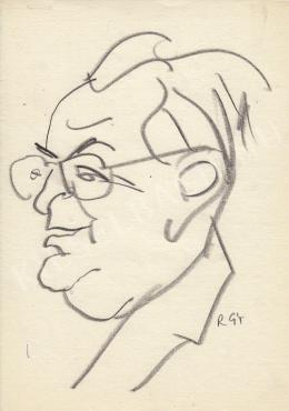 Rózsahegyi György - Vass Zoltán portréja