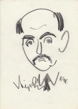 Rózsahegyi György - Vályi Péter politikus portréja