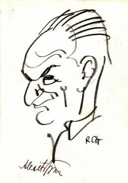 Rózsahegyi, György - Portrait of György Alexits Mathematician