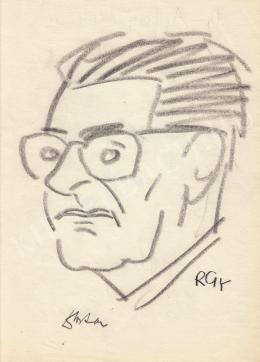 Rózsahegyi György - dr. Ajtay Miklós politikus portréja