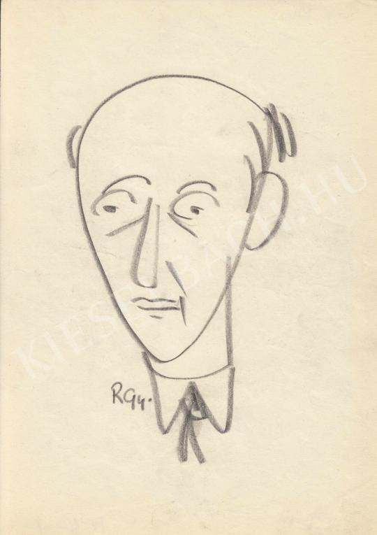 Eladó  Rózsahegyi György - Biszku Béla politikus portréja festménye
