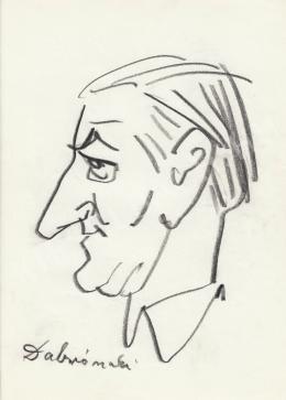 Rózsahegyi György - Dabrónaki Gyula politikus portréja