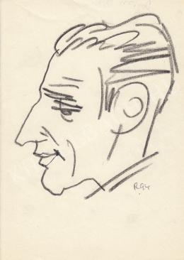 Rózsahegyi György - Darvasi István politikus portréja (1970-es évek)