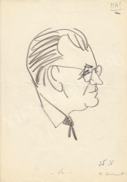 Rózsahegyi György - Demény Imre portréja