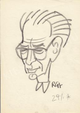 Rózsahegyi György - Fock Jenő politikus portréja